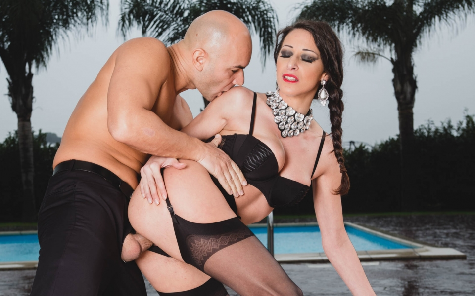 Anal experience per martina gold